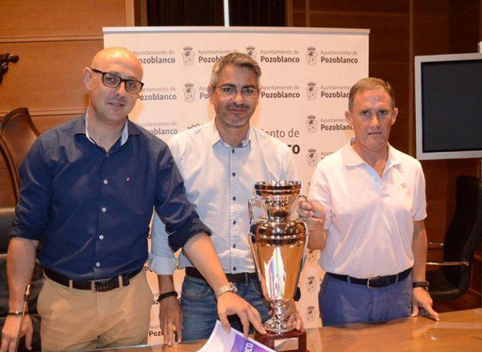 El C.D Pozoblanco se enfrentará al Córdoba B en el XXXIII Trofeo Ciudad de Pozoblanco