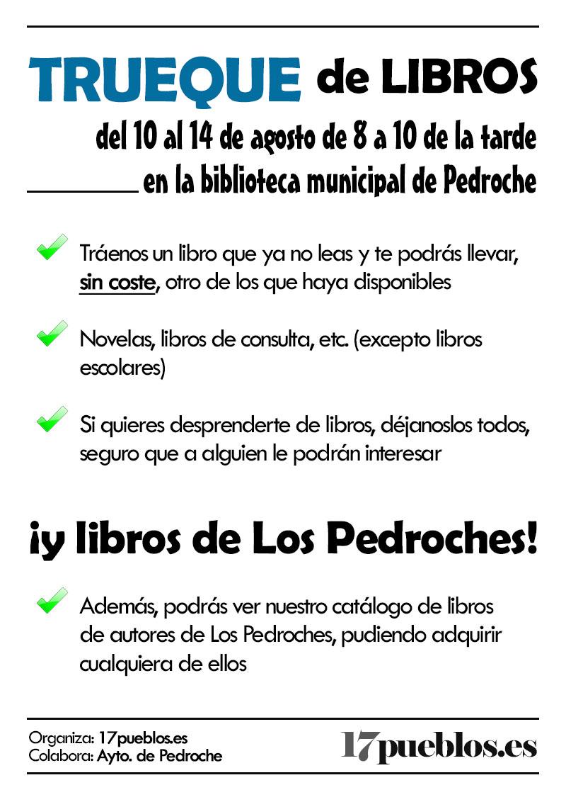 Trueque de libros usados