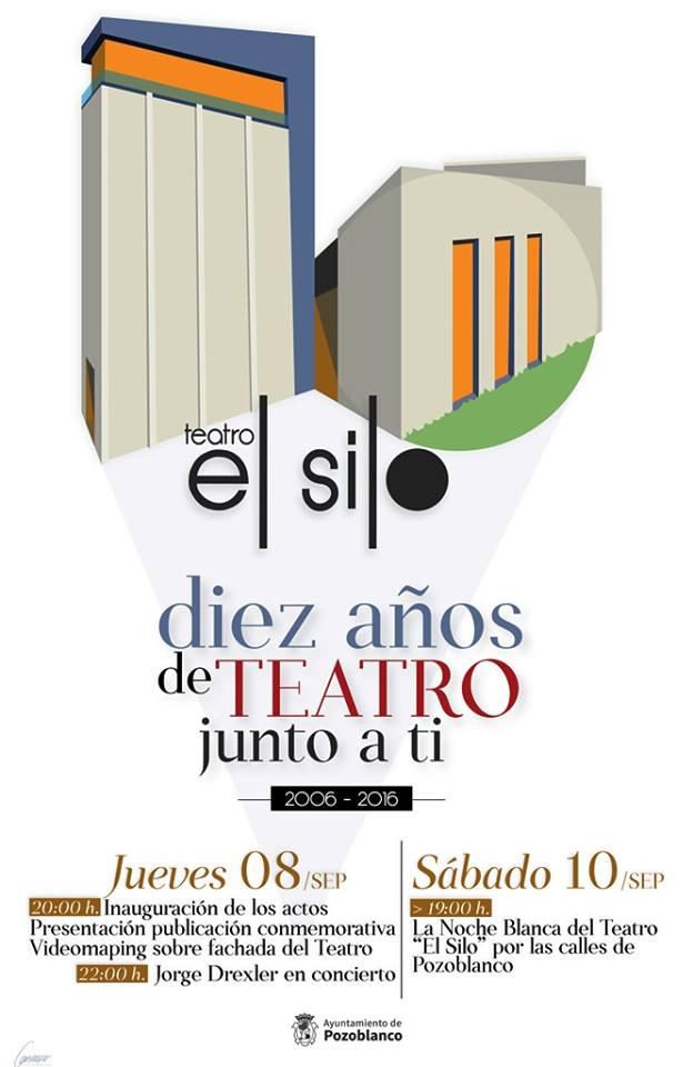 X Aniversario del Teatro El Silo