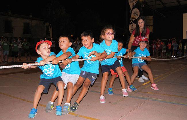 Miniolimpiadas rurales de Los Pedroches