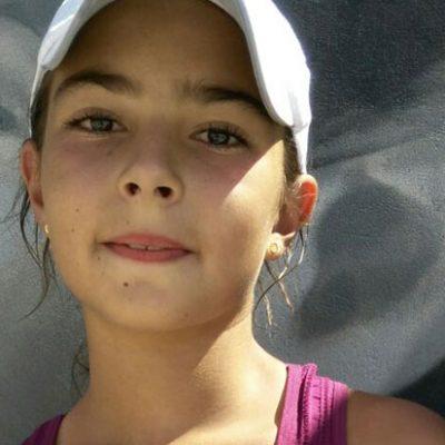 La tenista Irene Fernández se adjudica el torneo Head de Granada