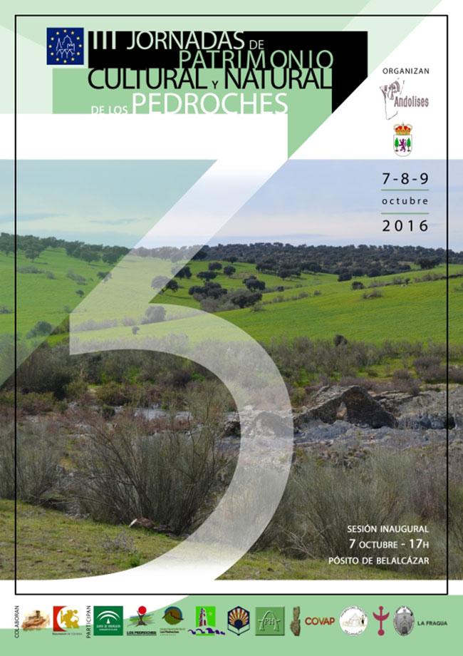 III Jornadas de Patrimonio Cultural y Natural de Los Pedroches