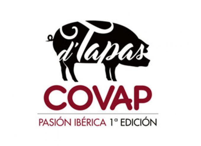 Covap crea el concurso d'Tapas Pasión Ibérica