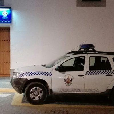 La Policía Local de Villanueva de Córdoba comienza a sancionar quien infrinja alguna restricción establecida por el COVID-19