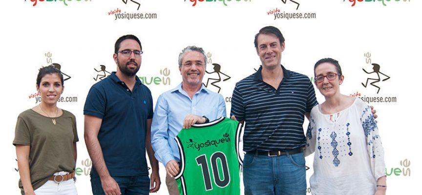 YOSIQUESÉ, patrocinador principal del equipo EBA de Córdoba