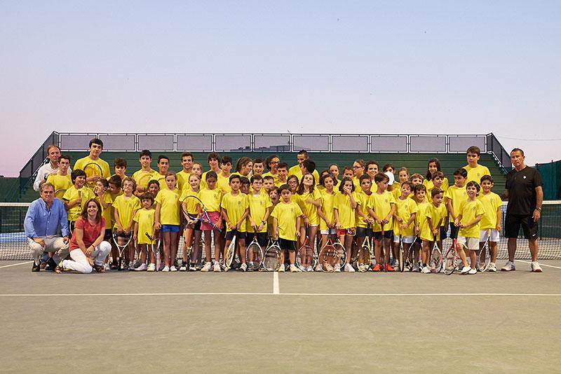 Escuela Municipal de Tenis de Pozoblanco