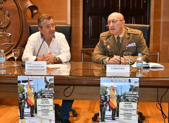 El Ayuntamiento de Pozoblanco y la Brimz 'Guzmán el Bueno' X celebrarán una jura de bandera para civiles