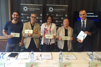 Premios Literarios Jaén 2016