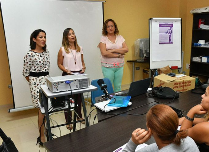 Inaugurado el curso de promotoras de Igualdad en Pozoblanco