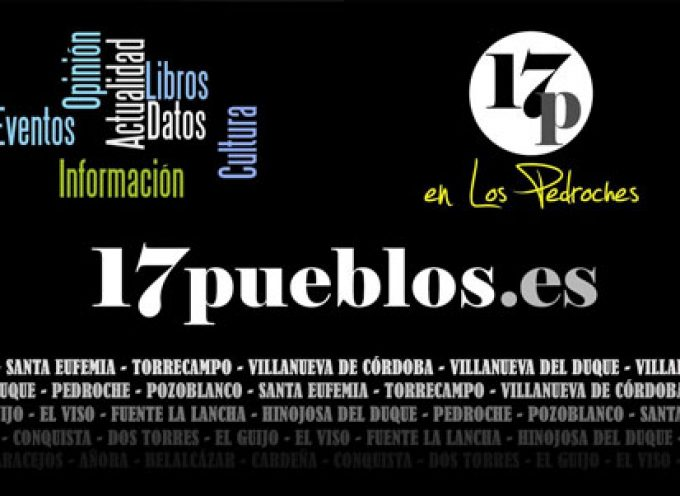 Hablando de la librería de 17pueblos en SER Los Pedroches [audio]