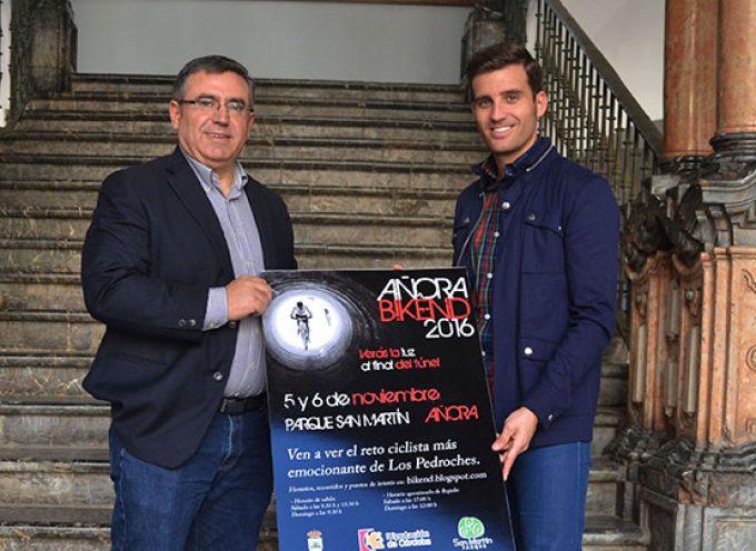 Añora Bikend atravesará los términos municipales de Añora y Alcaracejos