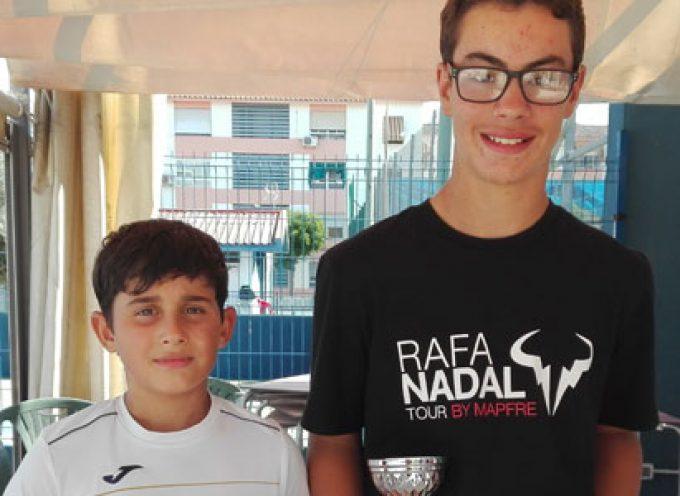 Blas Ruiz y Alejandro López se imponen en la 43 edición de la Copa Fuensanta