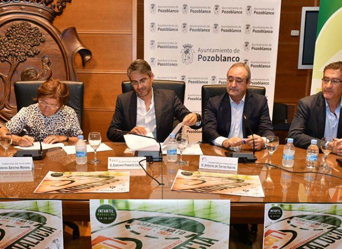 Pozoblanco y Villanueva de Córdoba, sedes del campeonato Andaluz de Baloncesto Infantil
