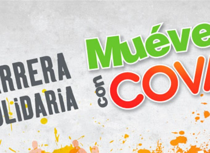 Llega la I Carrera Solidaria Muévete con COVAP