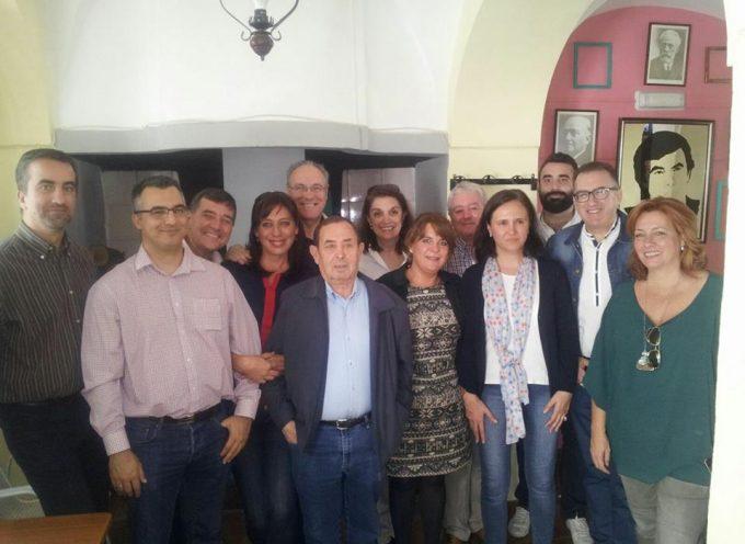 Actividades de solidaridad, reconocimiento y recuerdo en agrupaciones socialistas de Los Pedroches