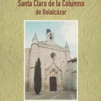Libro 'El Convento de Santa Clara de la Columna de Belalcázar'
