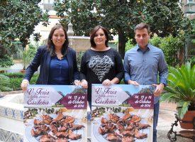 Cardeña celebra este fin de semana su V Feria del Lechón Ibérico