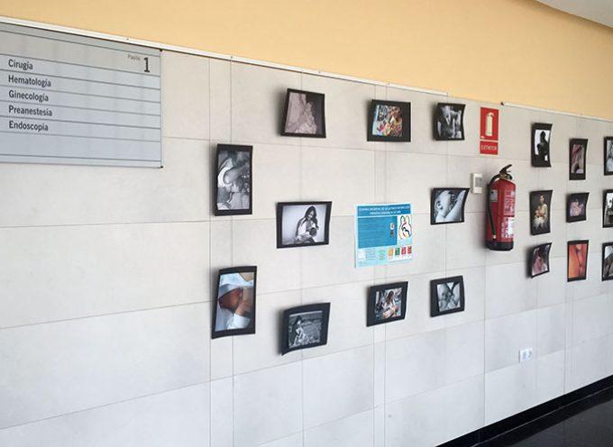 El Hospital Valle de los Pedroches y la asociación Mamaré promocionan la lactancia materna