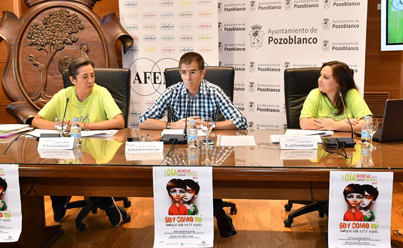La concejalía de Servicios Sociales colaborará con Afemvap a través del Programa de Acompañamiento Integral
