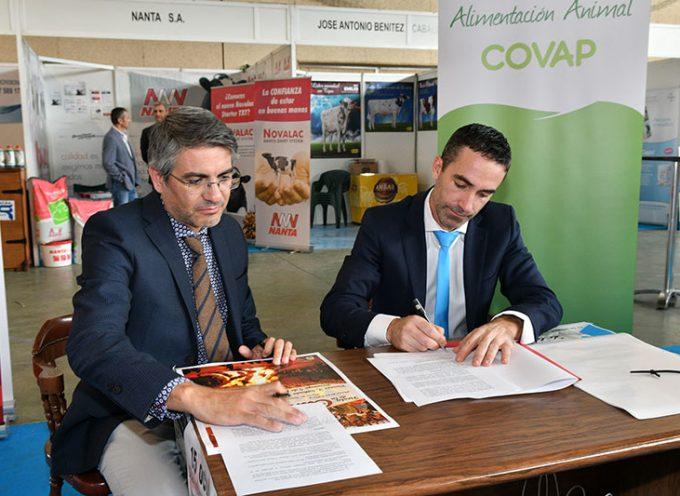 Convenio entre Confevap y Usías Holstein