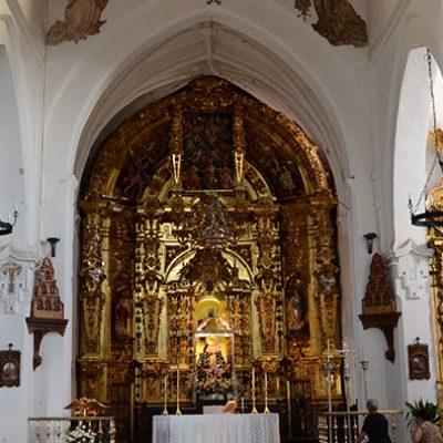 ¿La iglesia de Pedroche cerrada durante 7 años por su estado ruinoso?