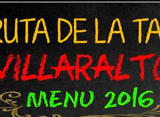 La 'II Ruta de la Tapa' en Villaralto
