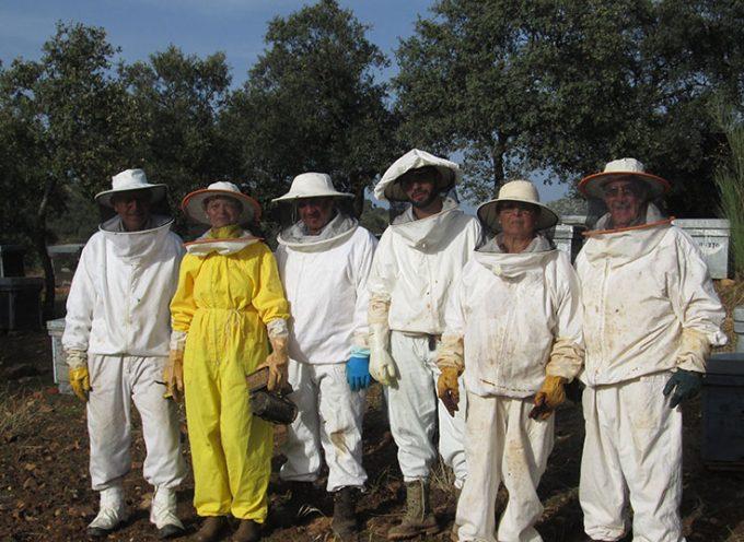 La Junta trabaja con el sector apícola en Los Pedroches a través de Andalucía Emprende