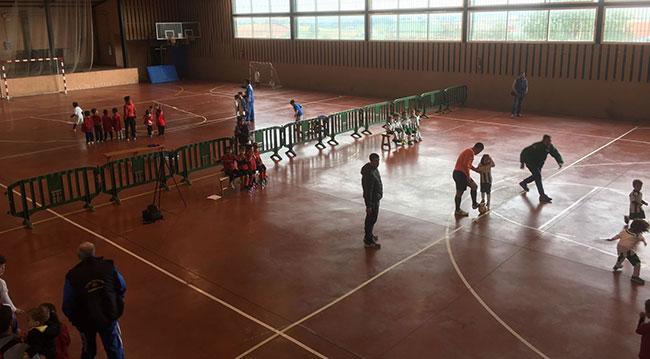 Fútbol Sala Bebés