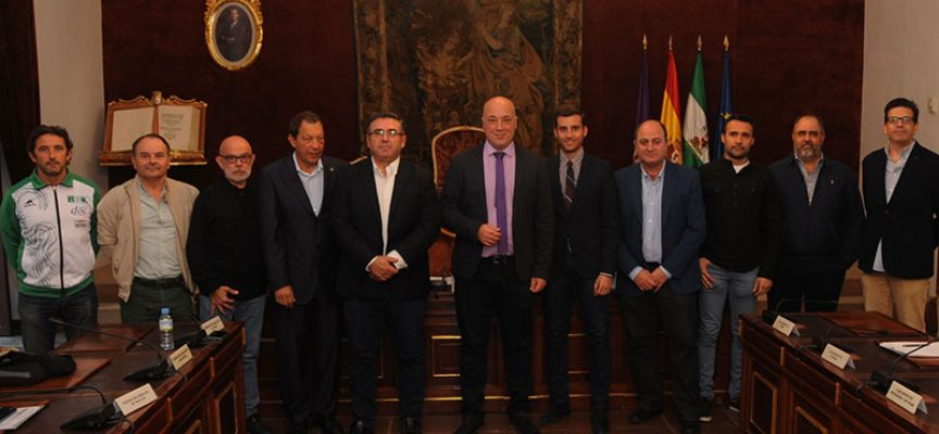 La Diputación subvenciona al Ayuntamiento de Añora para las IX Olimpiadas Rurales