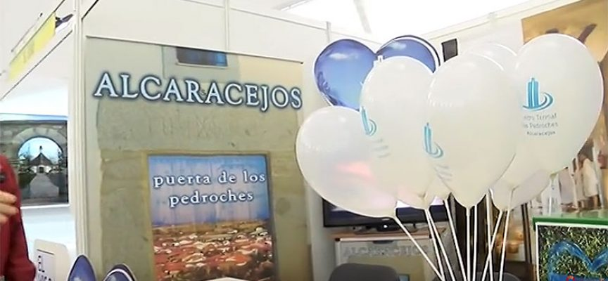 Un reportaje de la Feria de los Municipios en Onda Mezquita TV [vídeo]