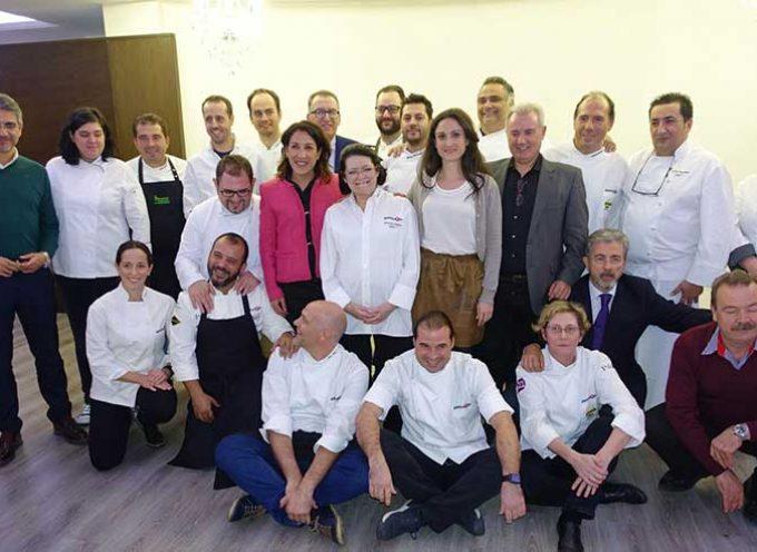 Gastroarte reúne en Pozoblanco a 16 grandes chefs andaluces