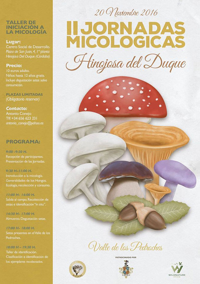 Jornadas de Micología