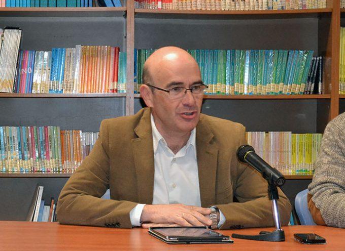 'La prioridad de la Junta es el empleo', Manuel Carmona en Pedroche [audio]