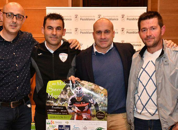 La Maratón BTT Las Molinas de Sierra Morena recorrerá un magnífico entorno natural