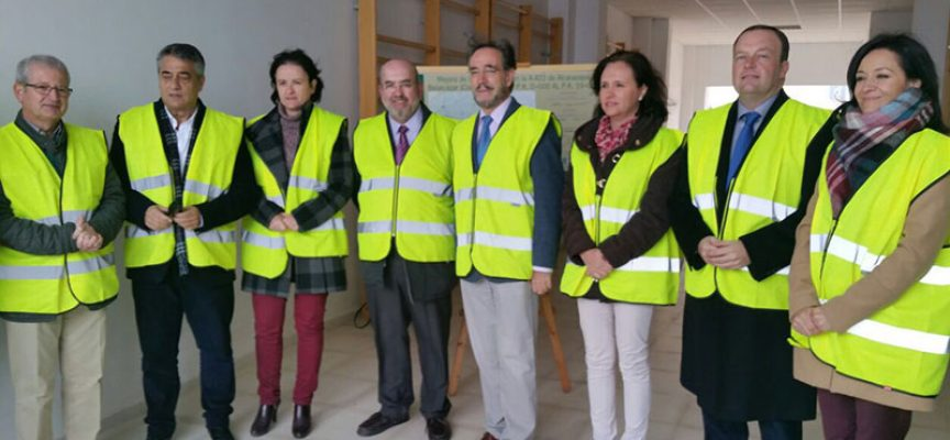 Fomento inicia obras de mejora de la seguridad vial en la A-422, en Los Pedroches
