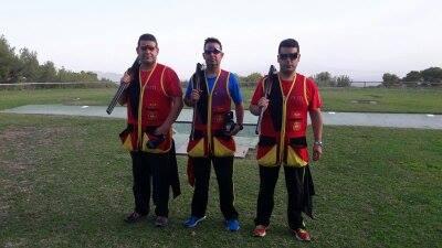 Campeonato del Mundo de Tiro en Foso Olímpico Militar