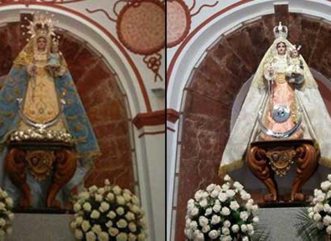 Desacuerdo entre cofradías de la Virgen de Luna