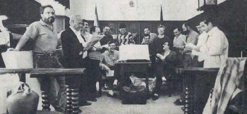 Cuando en 1988 se unieron todos los alcaldes de Los Pedroches [actualizado]