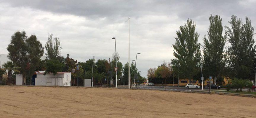 Nuevos aparcamientos en la zona de La Salchi, menos de los previstos