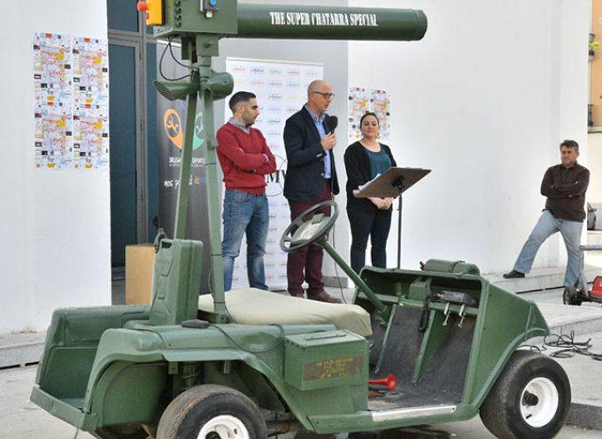 El Ayuntamiento de Pozoblanco patrocina la I Carrera de Autos Locos para colaborar con Afemvap