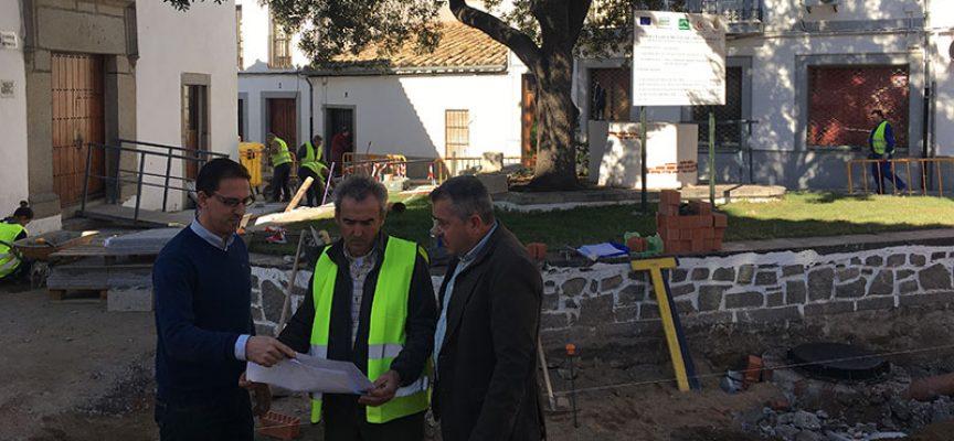 El Ayuntamiento de Pozoblanco destinará más de 153.000 euros en las obras de mejora del Pozo Viejo y la Calle Romo