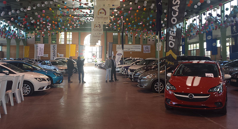 IX Feria de los Vehículos de Ocasión en Pozoblanco