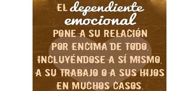 Dependiente emocional