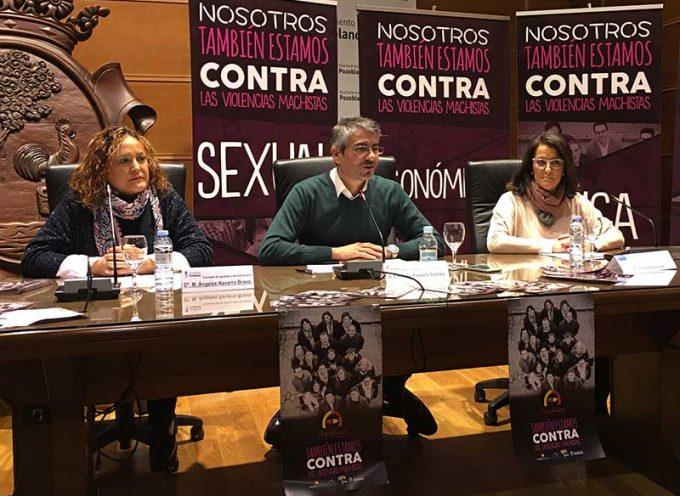 El Ayuntamiento de Pozoblanco pone en marcha la campaña 'Los hombres también estamos contra las violencias machistas'