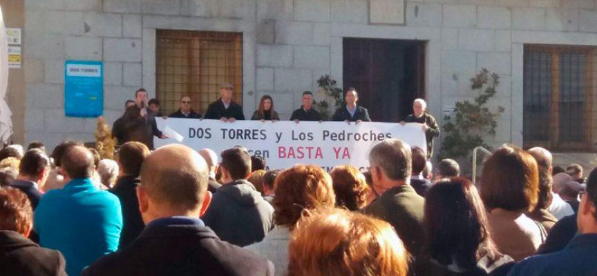 Dos Torres y Los Pedroches dicen 'basta ya' de violencia e intimidaciones [vídeo]