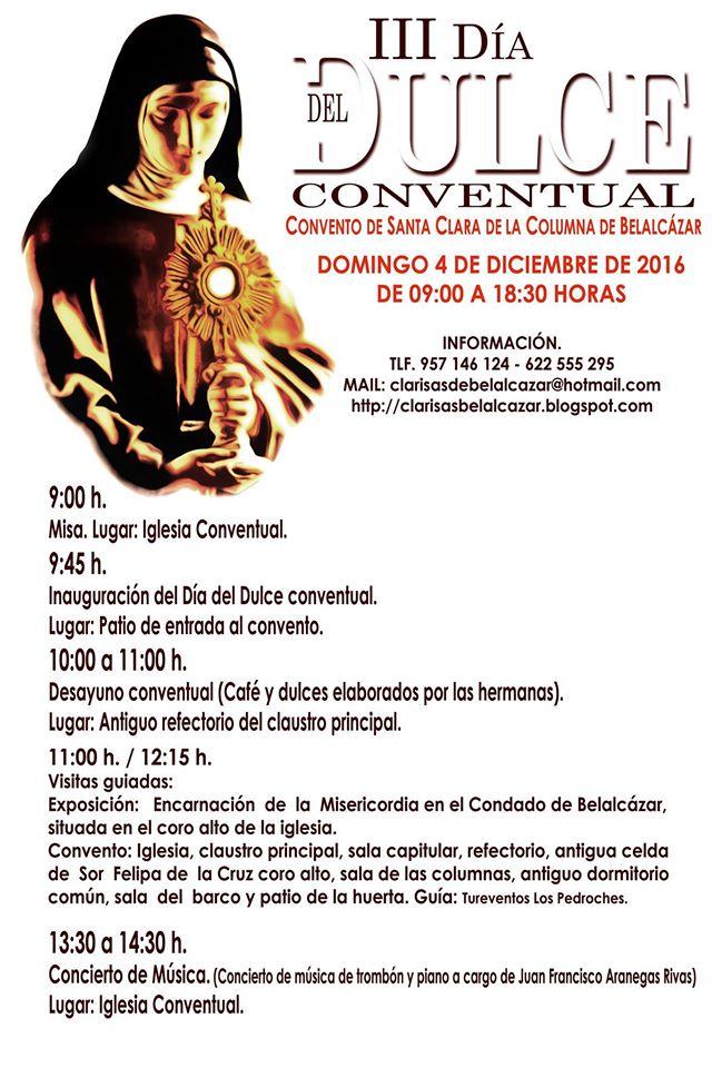 Día del dulce conventual