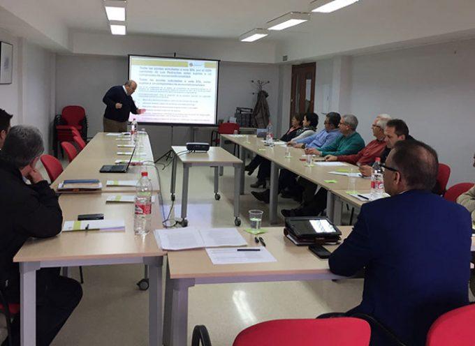El GDR de Los Pedroches trabaja en la fase de implementación de la Estrategia de Desarrollo Rural