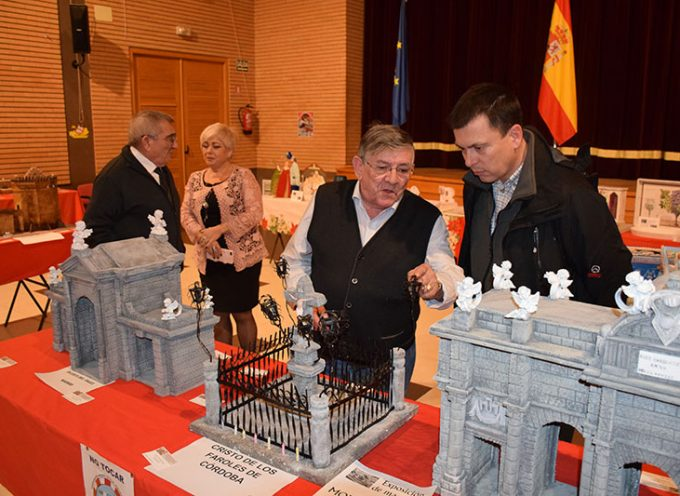 Gran éxito de la I Exposición Modelística de Villaralto