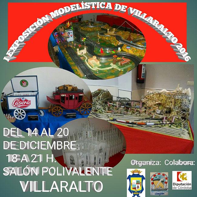 I Exposición Modelística