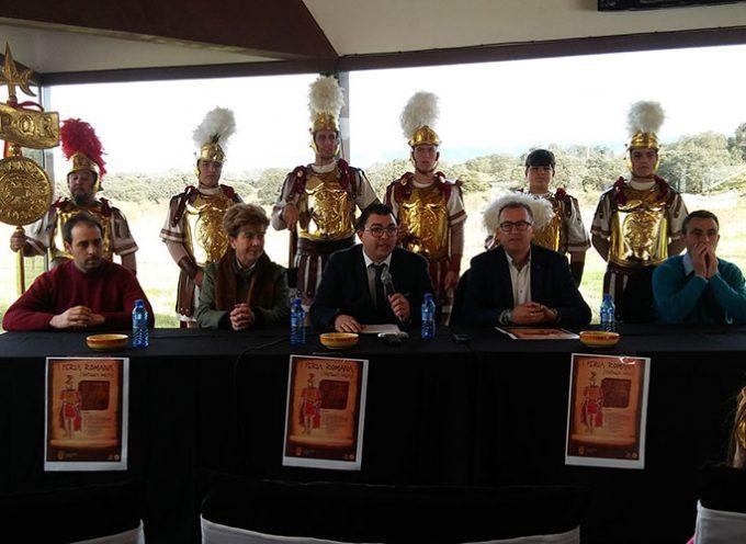 El Guijo promociona 'Solia' en su I Feria Romana